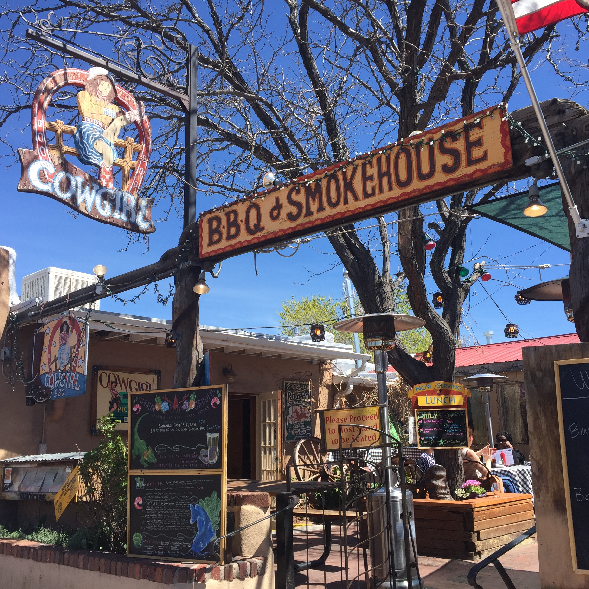 Cowgirl Smokehouse
