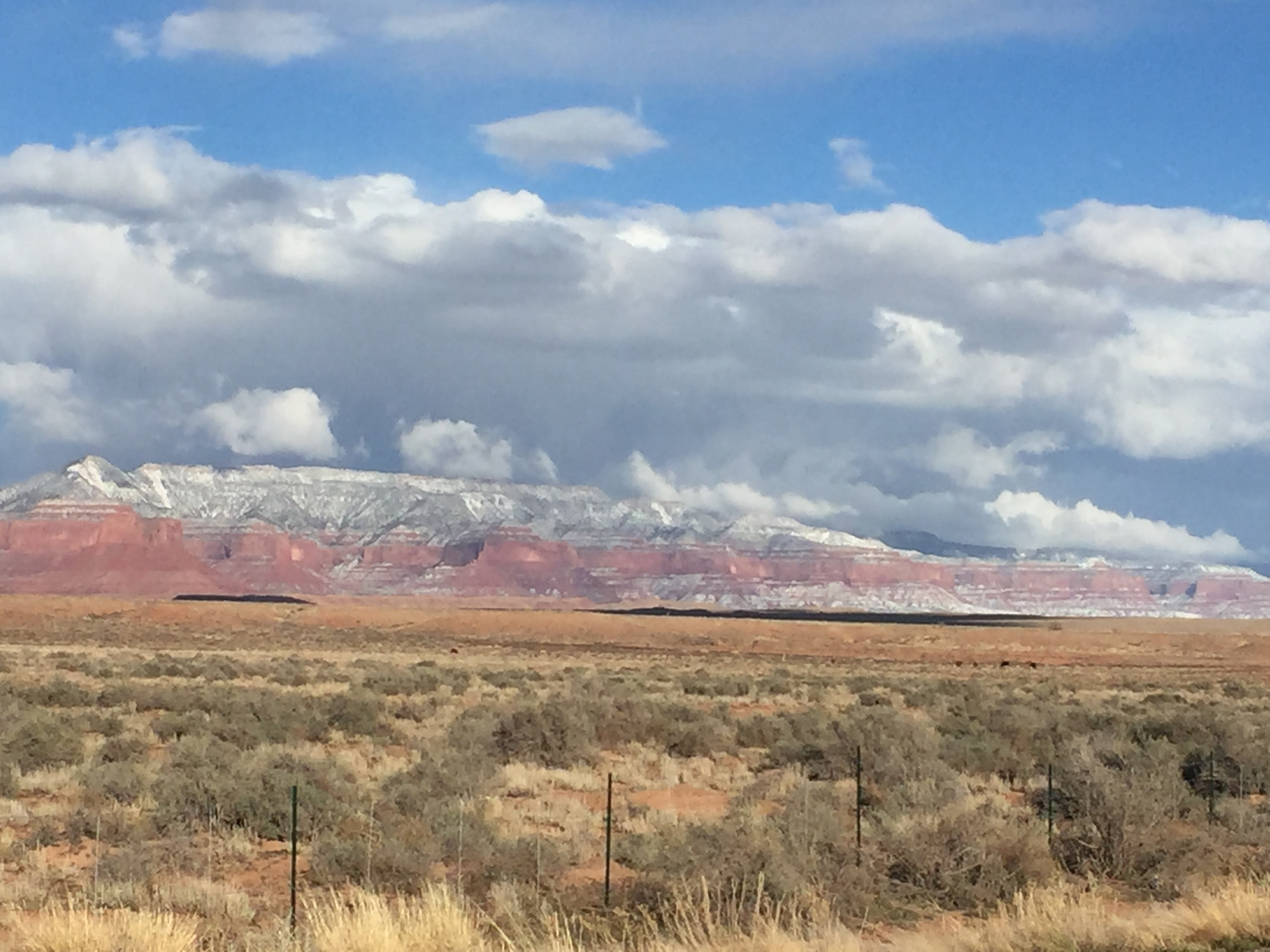 Navaho country